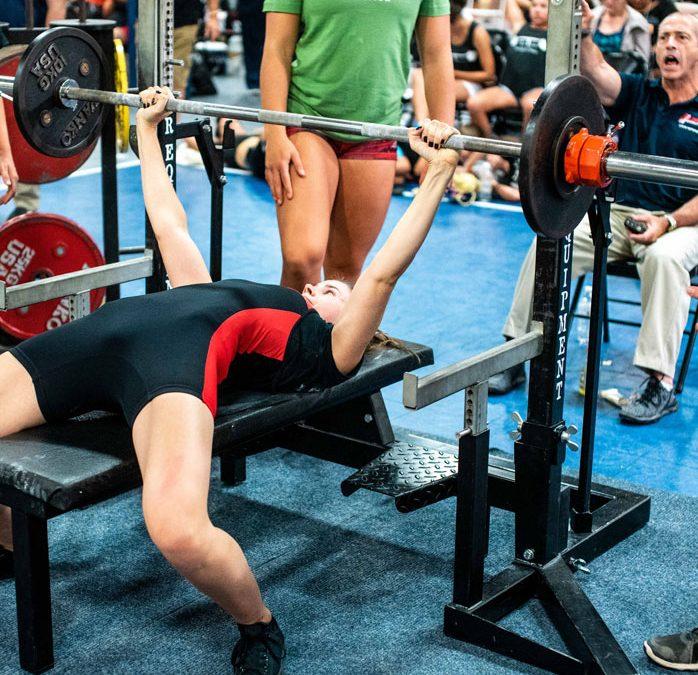 USA Powerlifting Georgia State Championships
