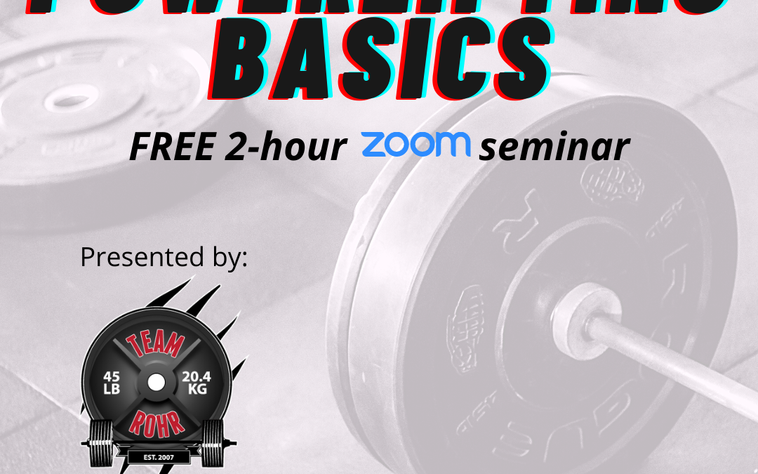 Powerlifting Basics – How to Get Started