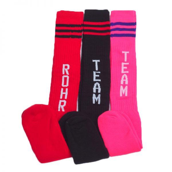 Deadlift Socks - Team Rohr Powerlifting